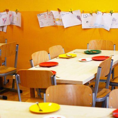 taula de un menjador